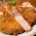 """This is delicious!"" A highly praised, popular Japanese Tonkatsu among foreign visitors"